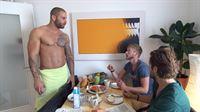 Patrick (li.), Max und Steffen – © RTL II