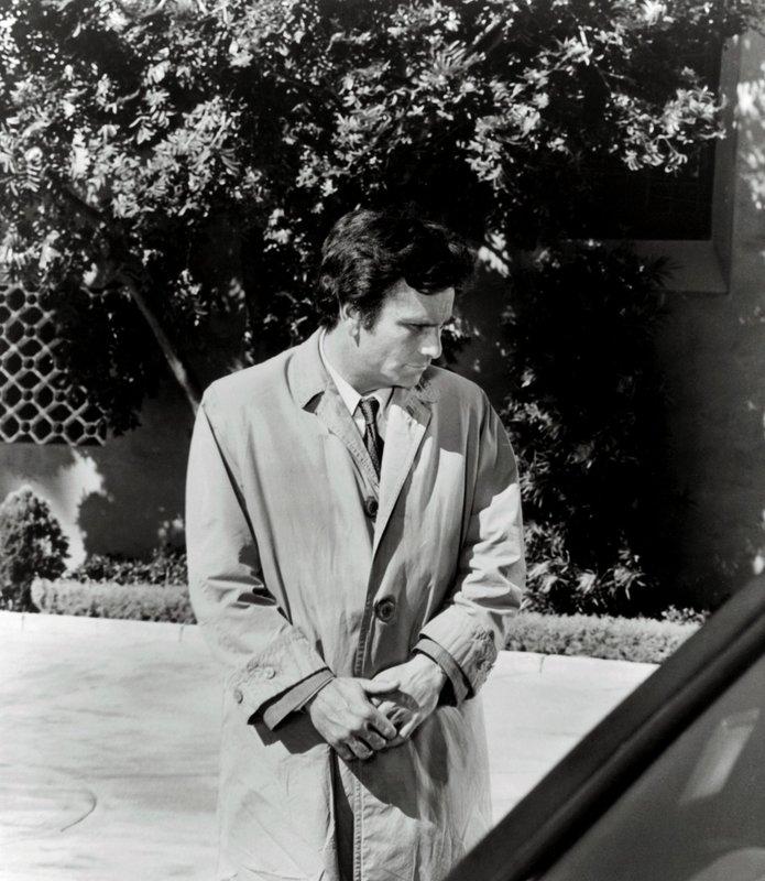 Columbo Mord Mit Der Linken Hand