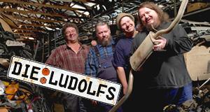 Die Ludolfs – 4 Brüder Auf'M Schrottplatz Manfred Ludolf