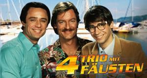 Trio mit vier Fäusten