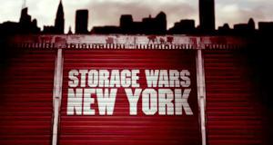 Storage Wars - Geschäfte in New York