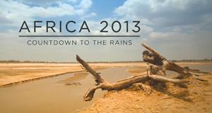 Afrika - Warten auf Regen