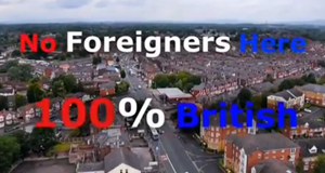 No Foreigners Here: 100% British
