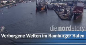Verborgene Welten im Hamburger Hafen