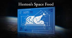 Hestons Space Dinner