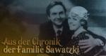 Aus der Chronik der Familie Sawatzki