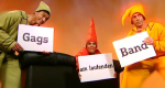 Gags am laufenden Band