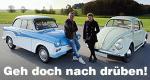 Geh doch nach drüben! – Bild: ZDF