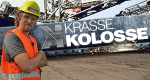 Krasse Kolosse – Bild: ZDF/Franziska Rülke