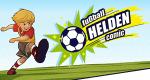 BOOOM! fußball HELDEN comic – Bild: MDR/NDR/KiKA/motionworks