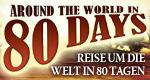 Reise um die Welt in 80 Tagen
