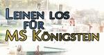 Leinen los für MS Königstein