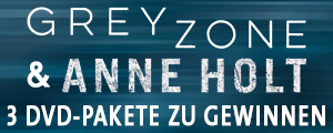 Greyzone - Staffel 1 & Anne Holt - Staffel 2