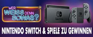 Wer weiß denn sowas? - Nintendo Switch