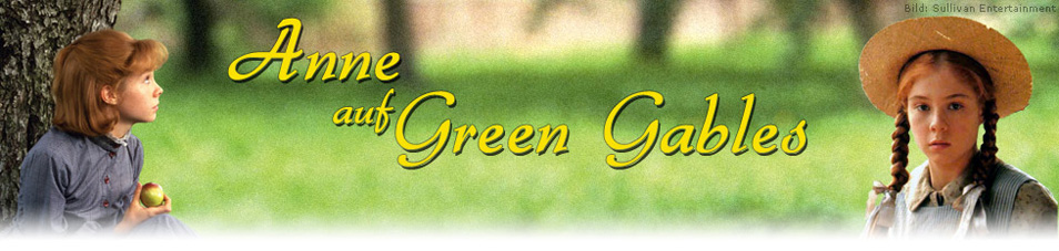 Anne Auf Green Gables Serie