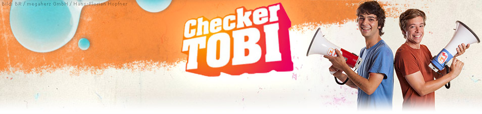 Checker Tobi
