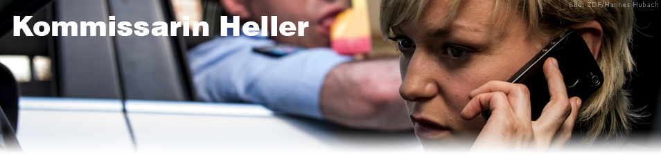 Kommissarin Heller Neuer Partner