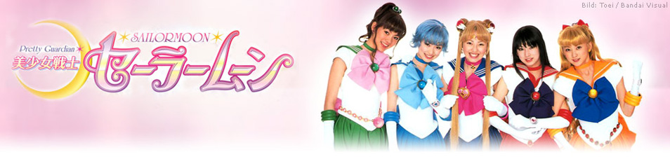 Pretty Guardian Sailor Moon: Live Action