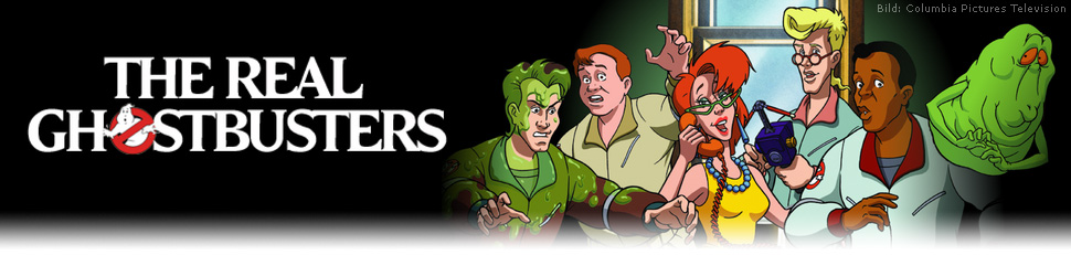 The Real Ghostbusters Deutsch