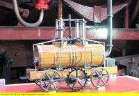 200 Jahre Dampfeisenbahn in Leeds (Folge 772) – © SWR Fernsehen
