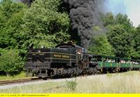 Almost Heaven, West Virginia – Waldbahndinos in Aktion (Folge 788) – © SWR Fernsehen