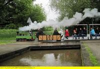 Eisenbahnspielen in freier Natur – Garten- und Parkbahnen im Schwabenland (Folge 791) – © SWR Fernsehen