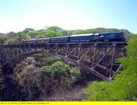 El Tren a la Tica – Bahnabenteuer in Costa Rica (Folge 721) – © SWR Fernsehen