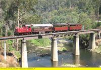 """Schmalspurnostalgie """"Down under"""" – Museumsbahnen im Süden Australiens (Folge 745) – © SWR Fernsehen"""