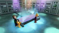 """""""Garfield"""", """"Jons Serienidee."""" Im Park trifft Jon zufällig Tyler Edge, einen superreichen Geschäftsmann, vom dem man sagt, dass alles, was er produziert, ein Erfolg wird. Umso begeisterter ist Jon natürlich, als Tyler ihm sagt, er solle mal mit einer Idee für einen Comic bei ihm vorbeischauen. Zu Hause macht sich Jon sofort an die Arbeit. Aber ihm fallen nur durchgeknallte Sachen ein. Garfield und Odie erinnern ihn schließlich daran, dass Tyler gesagt hat, Jon solle etwas zeichnen und schreiben, was er kenne. Also entwickelt John einen Comic über einen Kater, der Lasagne futtert, und einen Hund mit einer langen Zunge. Als er seine Idee stolz Tyler präsentiert, finde der sie langweilig. Aber sein kreativer Ehrgeiz ist geweckt. Also nimmt er Jons Idee und macht etwas ganz anderes daraus ?   – © ORF eins"""