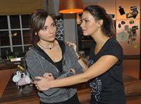 Lilly ärgert sich über Mieze (Folge 5421) – © RTL
