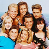 Beverly Hills, 90210 Logo Cover  – © Fox Broadcasting Company
