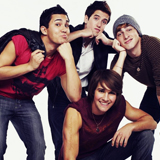 Big Time Rush Logo Cover  – © Nickelodeon