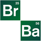 Breaking Bad Logo Cover  – © AMC