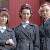 Call the Midwife – Ruf des Lebens Logo Cover  – © BBC