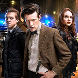 Doctor Who Logo Cover  – © BBC