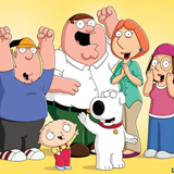 Family Guy Logo Cover  – © Fox