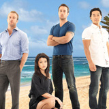 Hawaii Five-0 Logo Cover  – © CBS Corporation