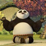 Kung Fu Panda Logo Cover  – © Nickelodeon