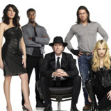 Leverage Logo Cover  – © TNT