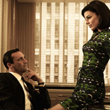 Mad Men Logo Cover  – © AMC