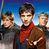 Merlin – Die neuen Abenteuer Logo Cover  – © BBC