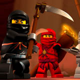 Ninjago Logo Cover  – © Cartoon Network