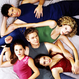 One Tree Hill Logo Cover  – © The CW