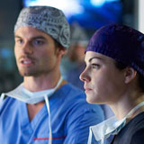Saving Hope Logo Cover  – © CTV