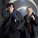 Sherlock Logo Cover  – © BBC