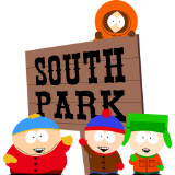 South Park Logo Cover