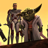 Star Wars: The Clone Wars Logo Cover  – © Cartoon Network/Lucasfilm
