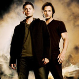 Supernatural Logo Cover  – © The CW