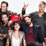 The Voice of Germany Logo Cover  – © ProSieben