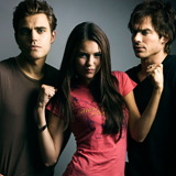 Vampire Diaries Logo Cover  – © The CW
